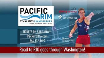 USA Gymnastics TV Spot, 'Pacific Rim Gymnastics Championship' - Thumbnail 4