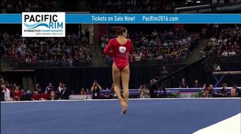 USA Gymnastics TV Spot, 'Pacific Rim Gymnastics Championship' - Thumbnail 1