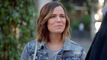 Match.com TV Spot, 'Match on the Street: Jackie Second Dates' - Thumbnail 2