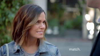 Match.com TV Spot, 'Match on the Street: Jackie Second Dates' - Thumbnail 3