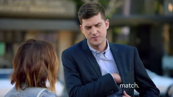 Match.com TV Spot, 'Match on the Street: Jackie Second Dates' - Thumbnail 5