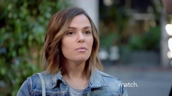 Match.com TV Spot, 'Match on the Street: Jackie Second Dates' - Thumbnail 8