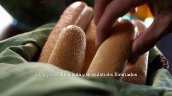 Olive Garden TV Spot, 'Delicioso' [Spanish] - Thumbnail 4