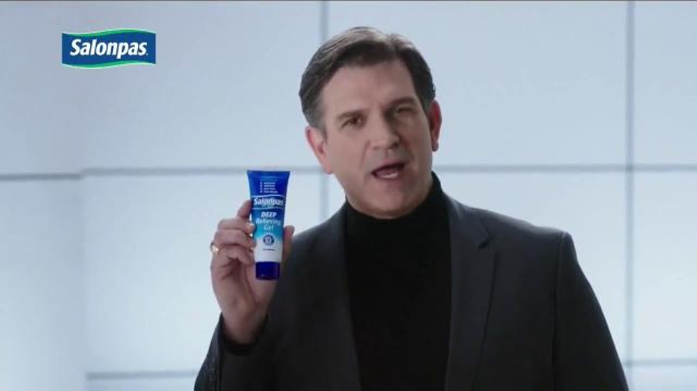 Salonpas DEEP Relieving Gel + Jet Spray TV Commercial, 'Long Lasting Pain Relief'
