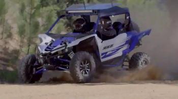 Yamaha YXZ1000R TV Spot, 'Nailed It' - Thumbnail 4