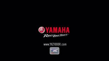 Yamaha YXZ1000R TV Spot, 'Nailed It' - Thumbnail 7