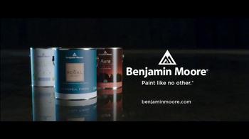 Benjamin Moore TV Spot, 'Is It Still Paint?' - Thumbnail 10