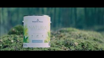 Benjamin Moore Natura TV Spot, 'Zero VOC Paint' - Thumbnail 10