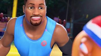 Goldfish Xtreme's Hoop Dream Game TV Spot, 'Xtreme's Dream: Part Two' - Thumbnail 2