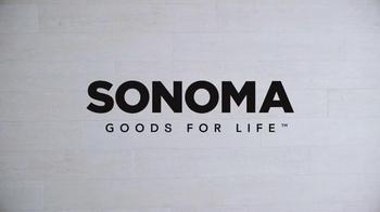 Kohl's TV Spot, 'SONOMA Goods for Life: Night Owls & Early Birds' - Thumbnail 3