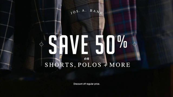 JoS. A. Bank Four Day Clothing Event TV Spot, 'Suits & Sportcoats' - Thumbnail 6