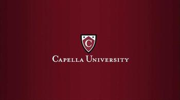 Capella University FlexPath TV Spot, 'Get an MBA That Fits Your Time' - Thumbnail 9