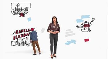 Capella University FlexPath TV Spot, 'Get an MBA That Fits Your Time' - Thumbnail 3