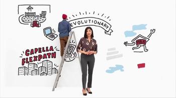 Capella University FlexPath TV Spot, 'Get an MBA That Fits Your Time' - Thumbnail 4