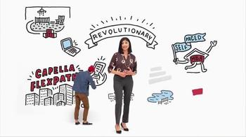 Capella University FlexPath TV Spot, 'Get an MBA That Fits Your Time' - Thumbnail 5