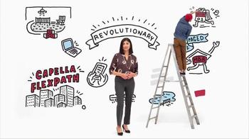 Capella University FlexPath TV Spot, 'Get an MBA That Fits Your Time' - Thumbnail 6