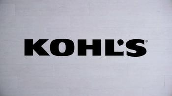 Kohl's TV Spot, 'SONOMA Goods for Life: Night Owls & Early Birds' [Spanish] - Thumbnail 1
