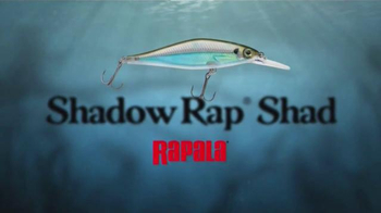 Rapala Shadow Rap Shad TV Spot, 'Slow Rise'
