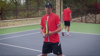 Tennis Warehouse TV Spot, 'Bryan Brothers and the Improve Section' - Thumbnail 3