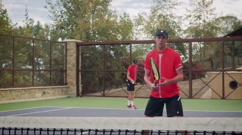 Tennis Warehouse TV Spot, 'Bryan Brothers and the Improve Section' - Thumbnail 7