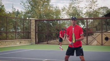 Tennis Warehouse TV Spot, 'Bryan Brothers and the Improve Section' - Thumbnail 8