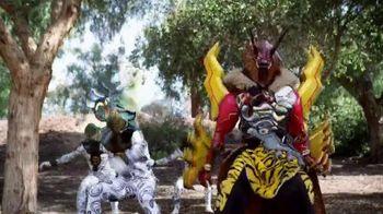 Power Rangers Dino Super Drive Saber TV Spot, 'Eradicate Evil'