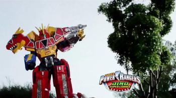 Power Rangers Dino Super Drive Saber TV Spot, 'Eradicate Evil' - Thumbnail 1