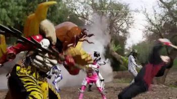 Power Rangers Dino Super Drive Saber TV Spot, 'Eradicate Evil' - Thumbnail 3