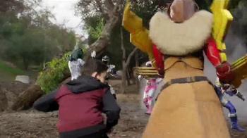 Power Rangers Dino Super Drive Saber TV Spot, 'Eradicate Evil' - Thumbnail 5