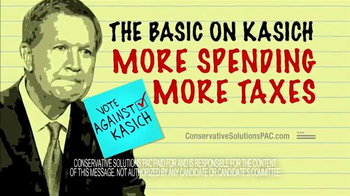 Conservative Solutions PAC TV Spot, 'Basic' - Thumbnail 8