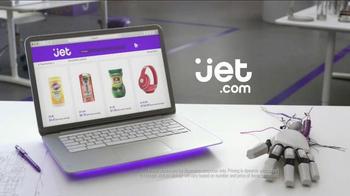 Jet.com TV Spot, 'Charlene the Packing Robot' - Thumbnail 9