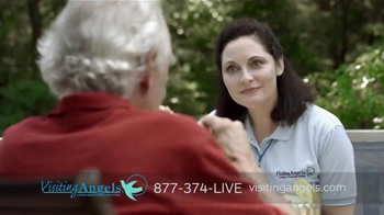 Visiting Angels TV Spot, 'A Caring Career' - Thumbnail 5