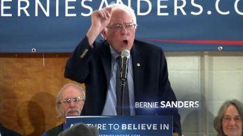 Bernie 2016 TV Spot, 'For Jobs, For Us'