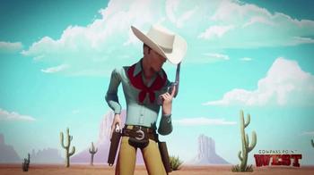 Compass Point: West TV Spot, 'Saddle Up' - Thumbnail 1