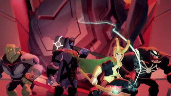 Disney Infinity 3.0 Marvel Battlegrounds TV Spot, 'Join the Fight' - 903 commercial airings