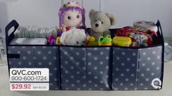 QVC TV Spot, 'Sachi Trunk Organizer'