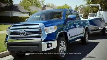 Toyota 1 for Everyone Sales Event TV Spot, 'Horses' - Thumbnail 4