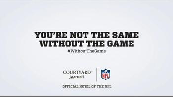 Courtyard Marriott TV Spot, 'Rich Eisen's Advice for Football Commissioner' - Thumbnail 10