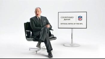 Courtyard Marriott TV Spot, 'Rich Eisen's Advice for Football Commissioner' - Thumbnail 2