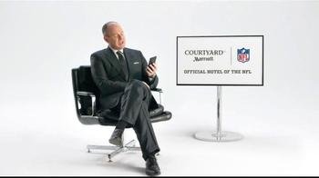 Courtyard Marriott TV Spot, 'Rich Eisen's Advice for Football Commissioner' - Thumbnail 4