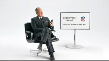 Courtyard Marriott TV Spot, 'Rich Eisen's Advice for Football Commissioner' - Thumbnail 5