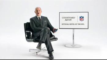 Courtyard Marriott TV Spot, 'Rich Eisen's Advice for Football Commissioner' - Thumbnail 7