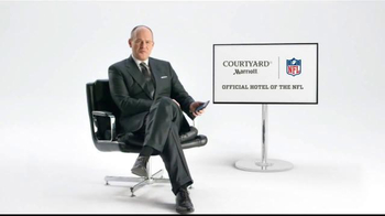 Courtyard Marriott TV Spot, 'Rich Eisen's Advice for Football Commissioner' - Thumbnail 8