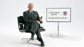 Courtyard Marriott TV Spot, 'Rich Eisen's Advice for Flag Football Game' - Thumbnail 1