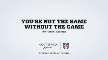Courtyard Marriott TV Spot, 'Rich Eisen's Advice for Flag Football Game' - Thumbnail 10