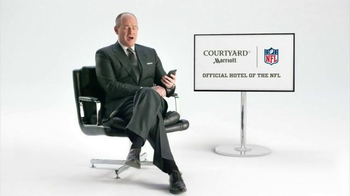 Courtyard Marriott TV Spot, 'Rich Eisen's Advice for Flag Football Game' - Thumbnail 2