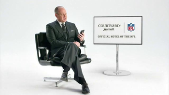Courtyard Marriott TV Spot, 'Rich Eisen's Advice for Flag Football Game' - 266 commercial airings