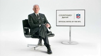 Courtyard Marriott TV Spot, 'Rich Eisen's Advice for Flag Football Game' - Thumbnail 9