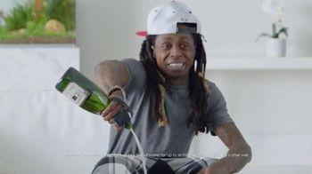 Samsung Galaxy S7 Edge TV Spot, 'Champagne Calls' Featuring Lil Wayne