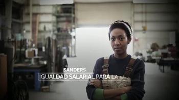 Bernie 2016 TV Spot, 'Que Funcione para todos' [Spanish] - Thumbnail 7